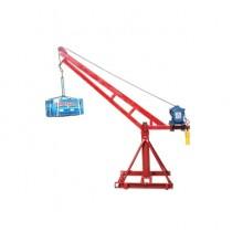 供应单项、三项电机刹车式鸡公吊 成都鸡公吊 振方机械设备