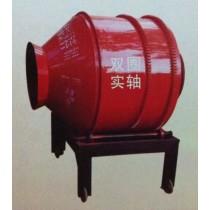 350滚筒压箱式搅拌机