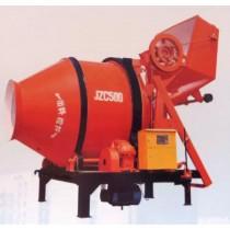 500强制型混凝土搅拌机
