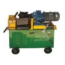 供应40型钢筋直螺纹滚丝机 哈尔滨永顺建筑机械