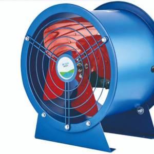 SF SG型管道轴流式通风机 批发供应产品